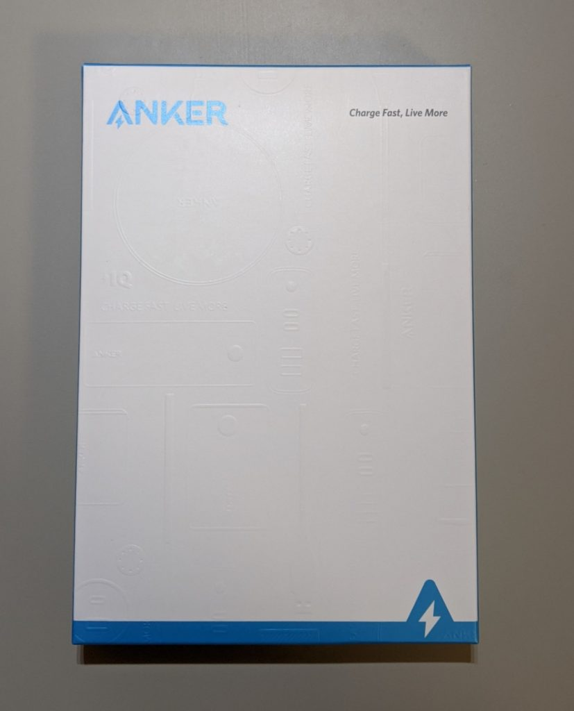 Anker PowerCore Slim 10000 PDを購入 スリムでちょっとしたお出かけ用にもピッタリ