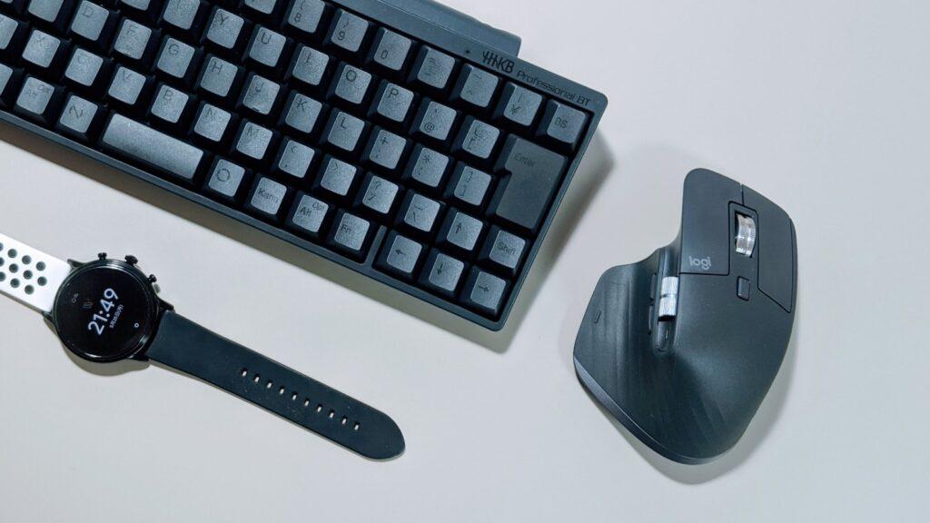 フィット感抜群、ホイール操作にも優れたマウス ロジクールMX MASTER3をレビュー