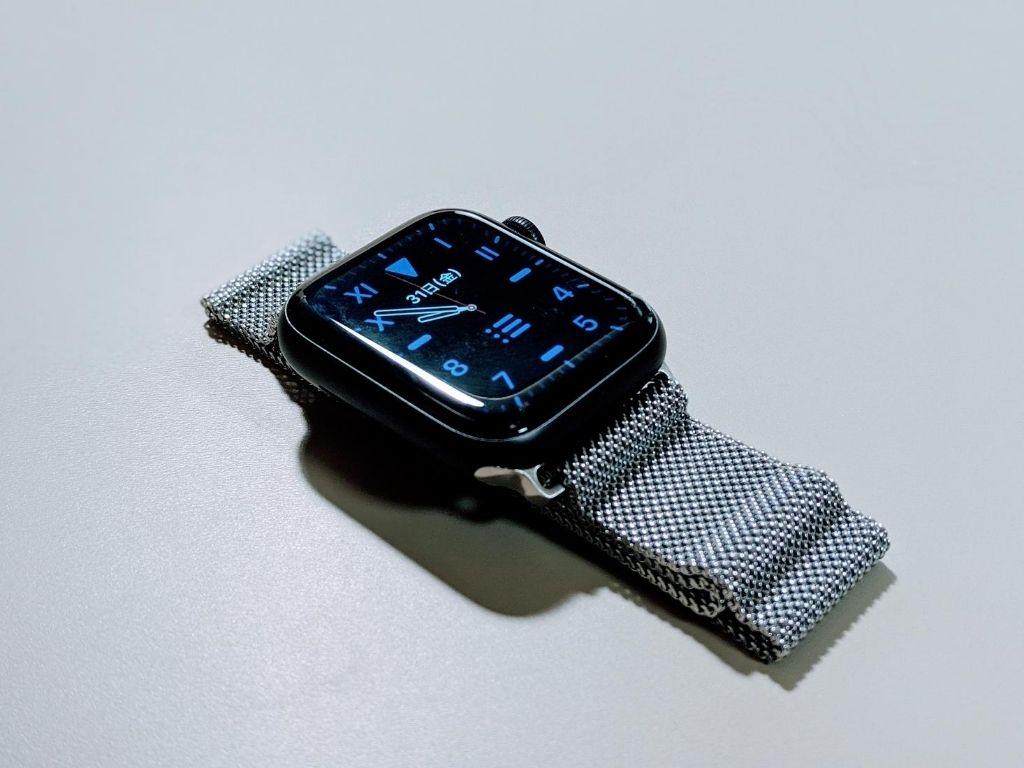 BRGのApple Watch用ミラネーゼループバンドの紹介