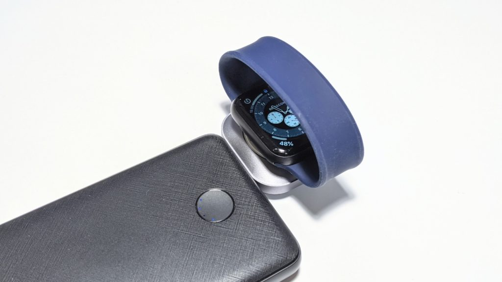 旅行中でもApple Watchを充電。Satechiのコンパクトな充電器でバッテリー切れの不安とさようなら