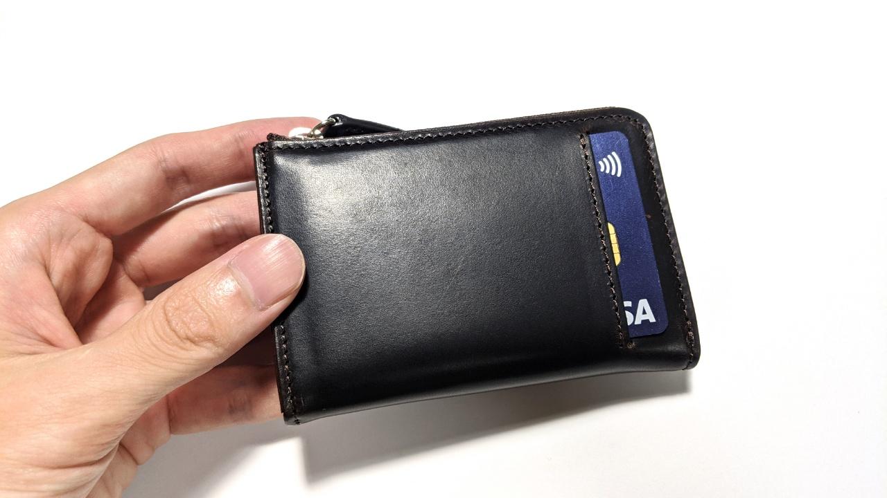 こんな財布を待っていた!!ミニマルなキャッシュレス生活にピッタリなお財布「PRESSo L」をレビュー。
